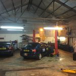 MOT Garage in Crosby