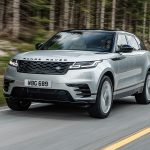 Range Rover Velar servicing in Maghull