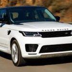 Land Rover Servicing
