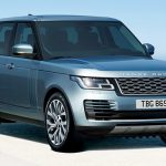 Land Rover Body Repairs in Aintree